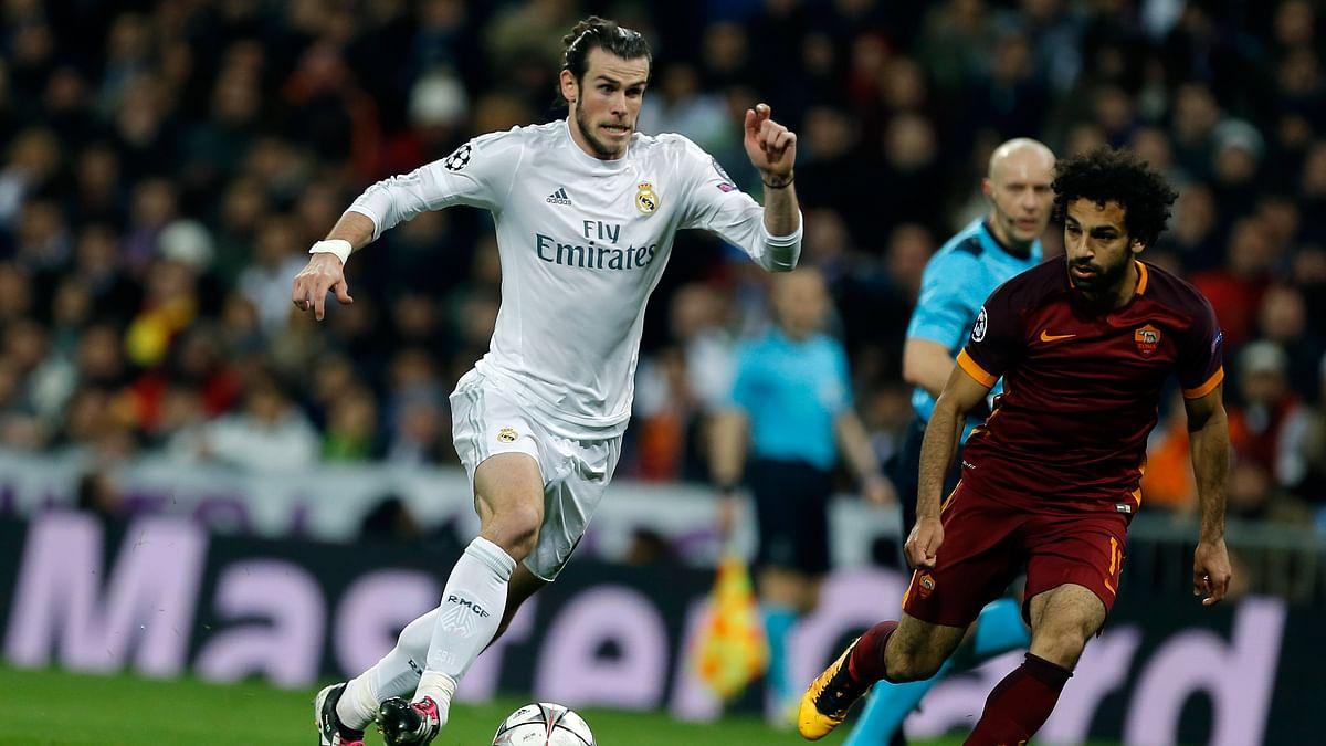 File photo of Gareth Bale. (Photo: AP)