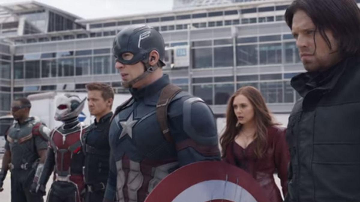"A screen grab from a trailer of <i>Captain America: Civil War</i>. (Photo Courtesy: YouTube/<a href=""https://www.youtube.com/watch?v=0L7iH3foZU0"">Marvel Entertainment</a>)"