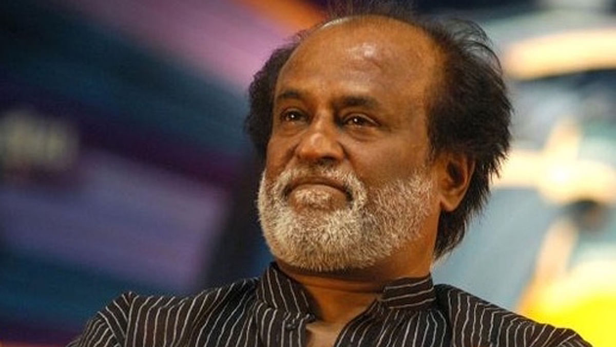 Rajinikanth was admitted to Apollo Hospitals in Hyderabad on  25 December.