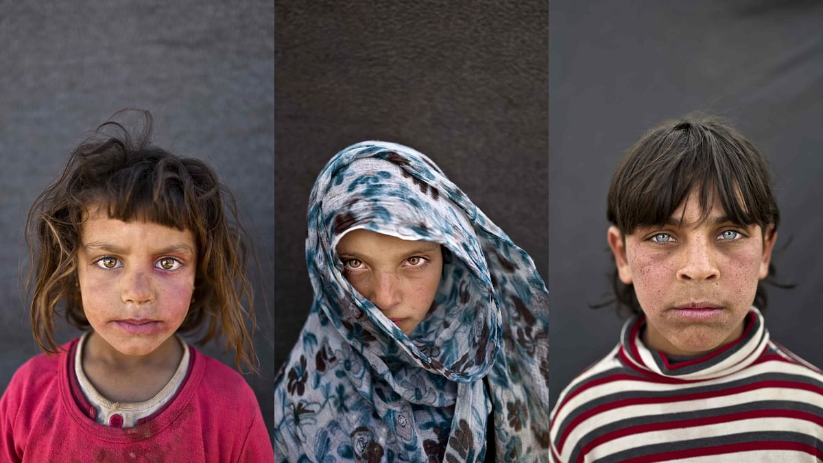 World Refugee Day:  The Syrian War Stole These Kids' Childhood