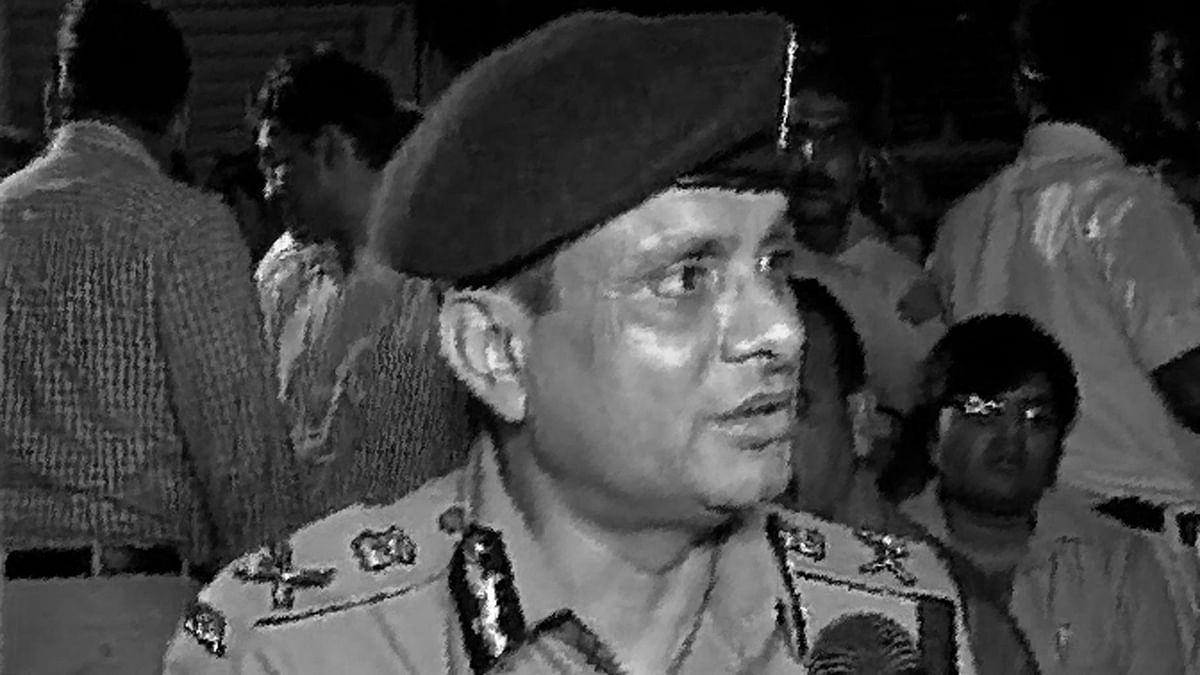 Former Kolkata Police Commissioner Rajeev Kumar. (Photo Courtesy: ANI)