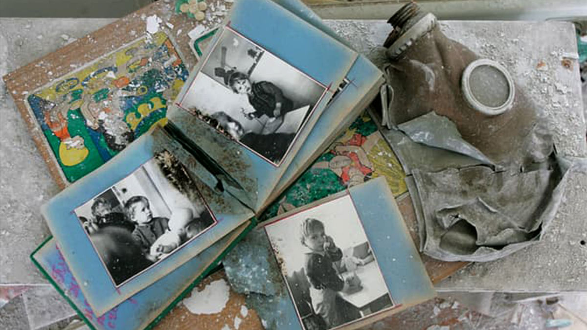 31 Years On, Chernobyl Plant Still Leaks, Kills and Plagues