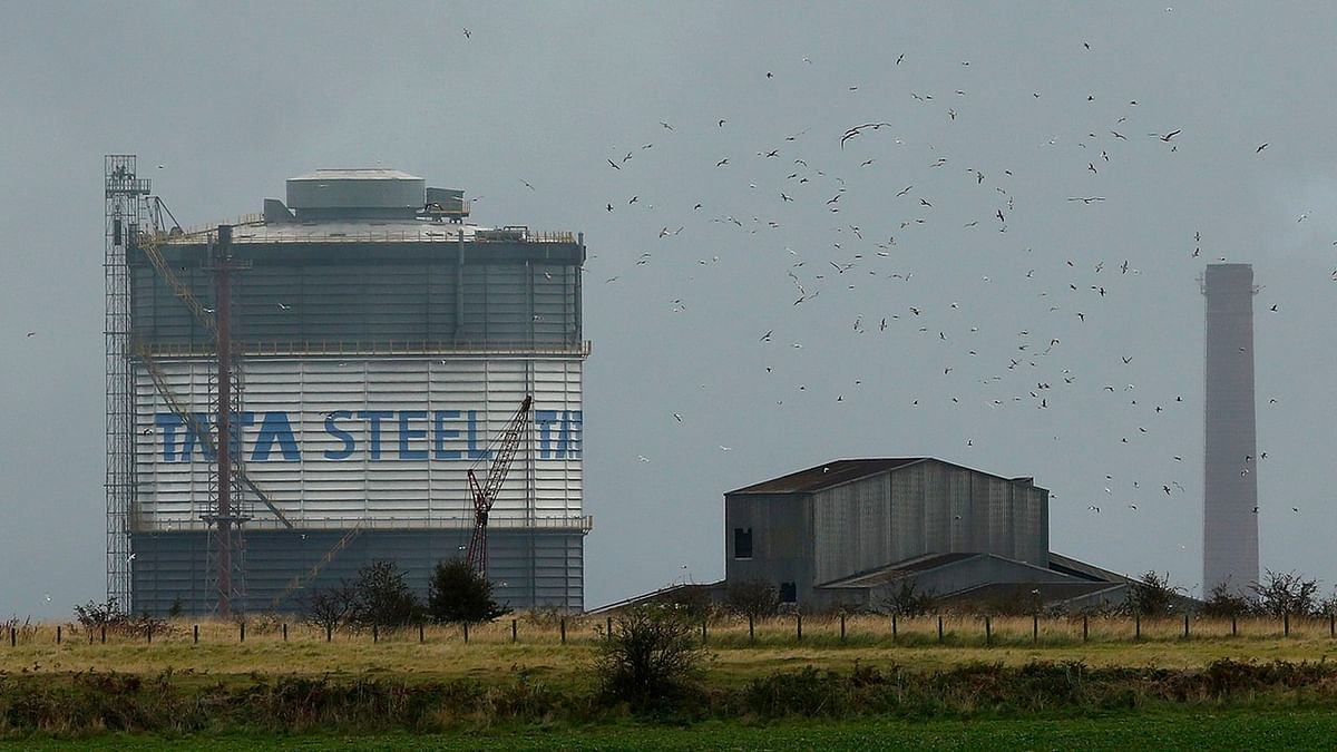 Tata Steel has been facing major losses in its UK operations. (Photo: Reuters)