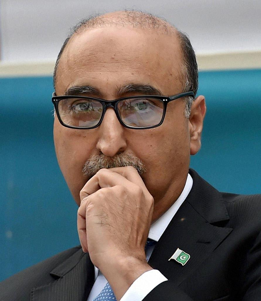 Pakistan High Commissioner to India, Abdul Basit. (Photo: PTI)