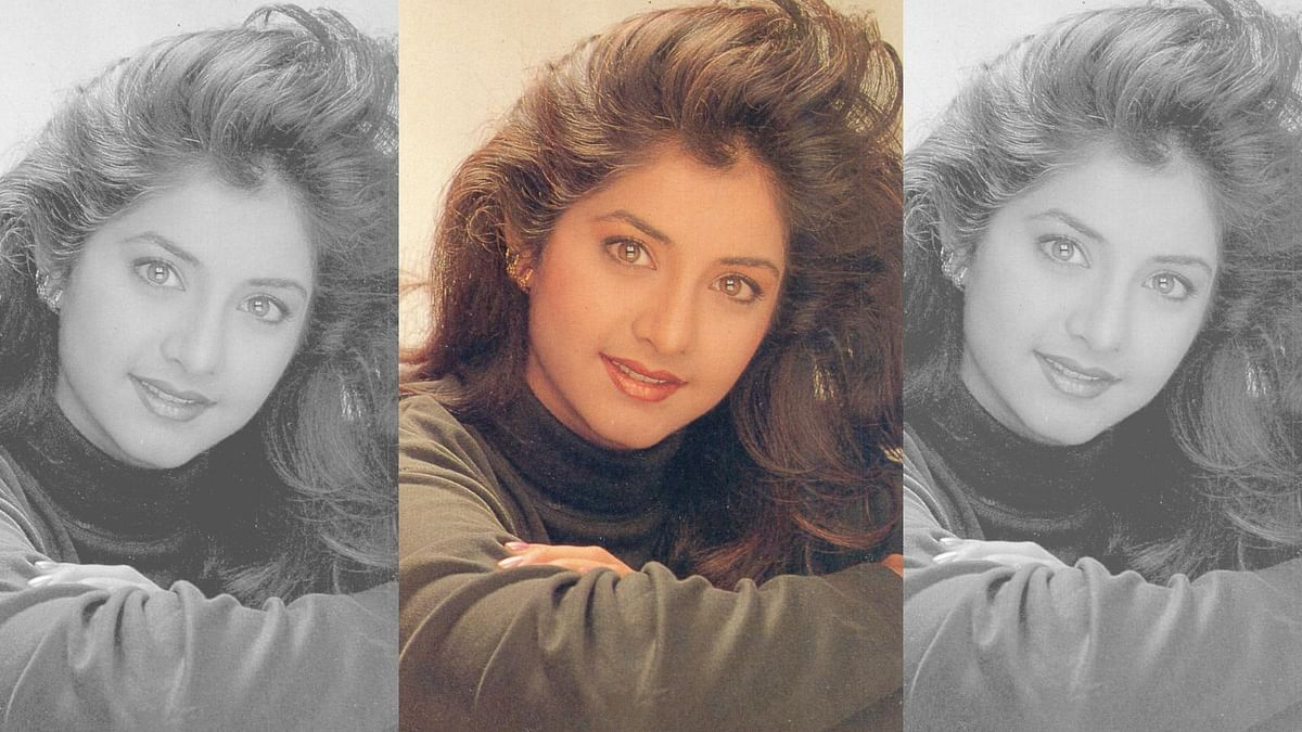 Divya Bharti was just 19 when she died after falling from the fifth floor of her apartment in Mumbai