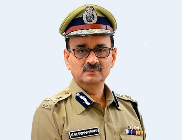 "Alok Kumar Verma, Delhi Police Commissioner. (Photo Courtesy: Delhi Police <a href=""http://www.delhipolice.nic.in/"">website</a>)"