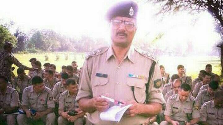 """An officer posted with the National Investigation Agency (NIA) was shot dead. (Photo: <a href=""""https://twitter.com/ANI_news/status/716466259500470272"""">Twitter/ANI_news</a>)"""