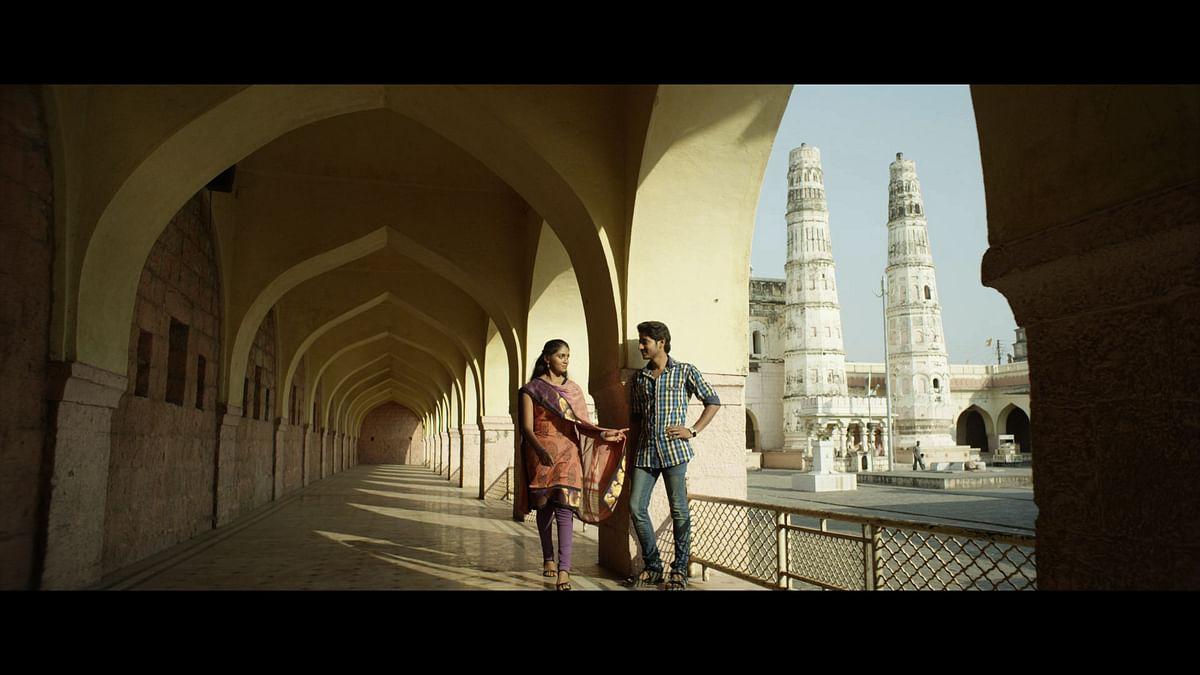 A scene from<i> Sairat</i>