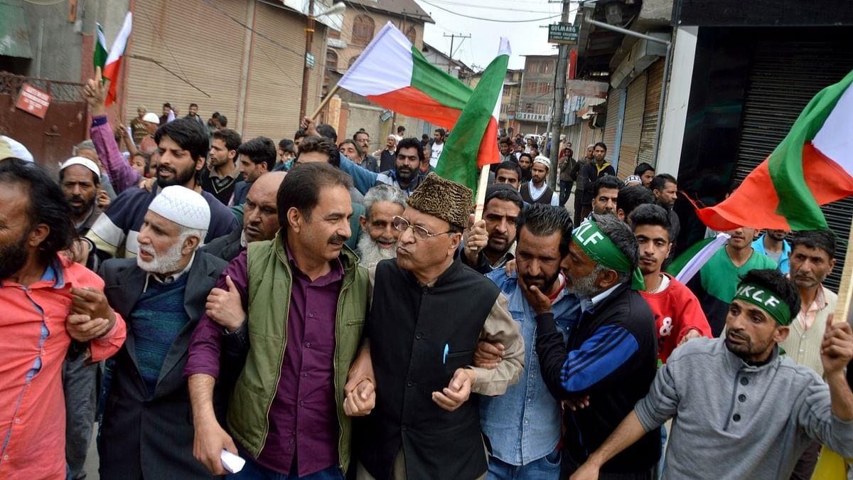 Ban on JKLF 'Undemocratic,' Say Separatists in Kashmir