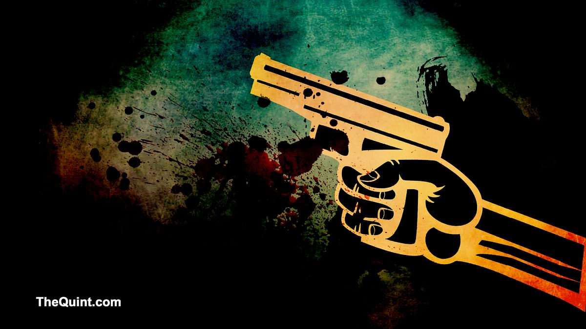 NIA officer  Tanzil Ahmed  was shot dead by two unidentified attackers near his hometown Bijnor, Uttar Pradesh. (Photo: <b>The Quint</b>)