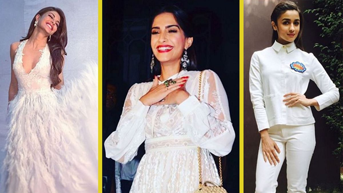 These celebs guide you to stock the right whites (Photos: Instagram)
