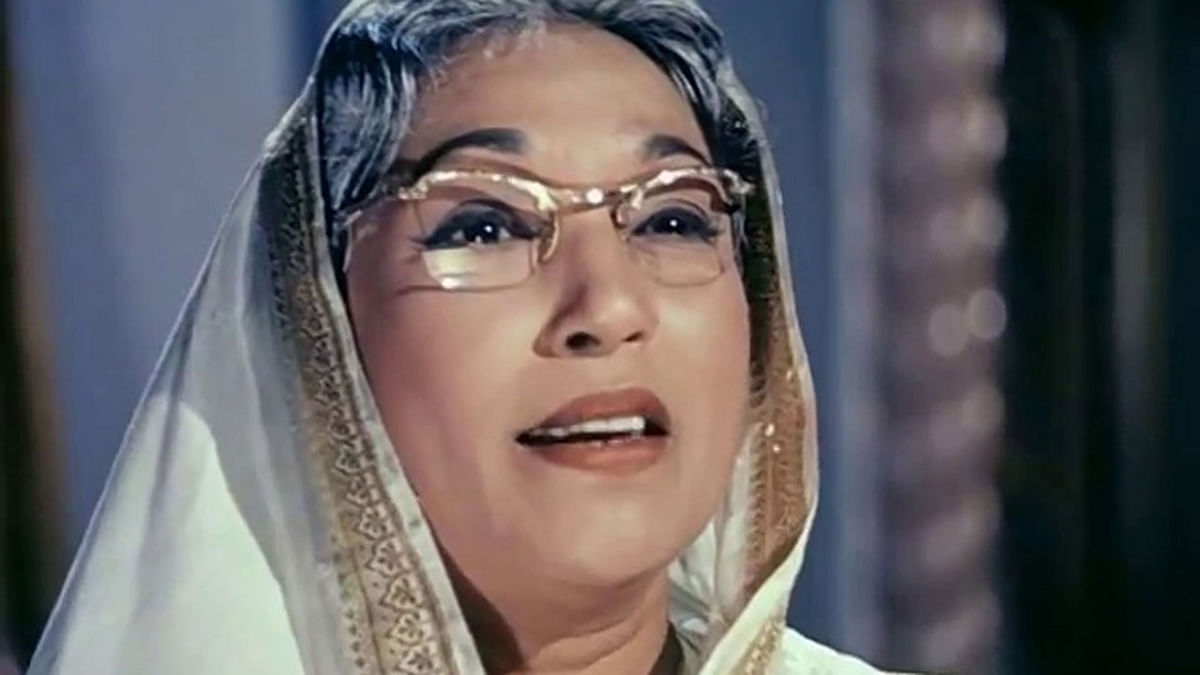 """<div class=""""paragraphs""""><p>Lalita Pawar is Hindi cinema's most evil mother-in-law.  </p></div>"""