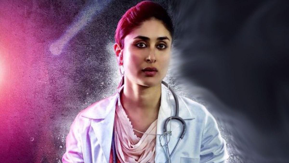 Kareena Kapoor's a doctor in <i>Udta Punjab</i> (Photo: Film poster)