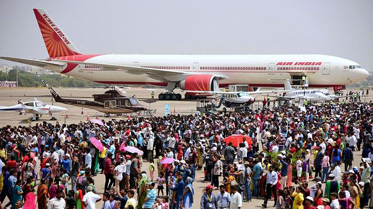 Fancy for a woman pilot proved costly for passengers of an Air India flight. (Photo: PTI)