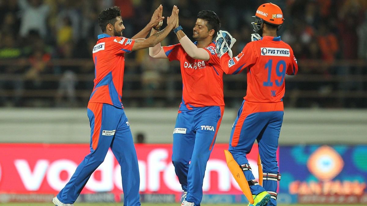 Jadeja picked up 2 wickets by giving away just 18 runs in 4 overs (Photo: BCCI)