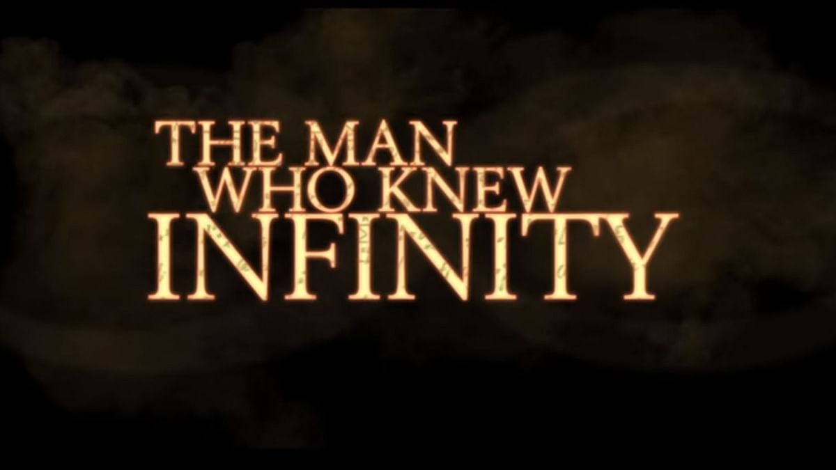 """A screengrab from the trailer of the movie <i>The Man who Knew Infinity: A life of the genius Ramanujan </i>based on the life of Indian mathematician, Ramanujan. (Photo Courtesy: Youtube/<a href=""""https://www.youtube.com/watch?v=oXGm9Vlfx4w"""">Movieclips Trailers</a>)"""