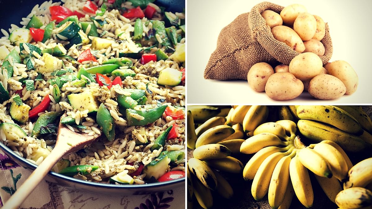 Eat Your Bananas & Rice in Peace – They Aren't Fattening Devils!