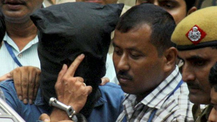 After Ajaz Sheikh, terror suspect Zainul Abedin was nabbed by the ATS in connection with the 2011 serial bomb blasts. (Photo: PTI)