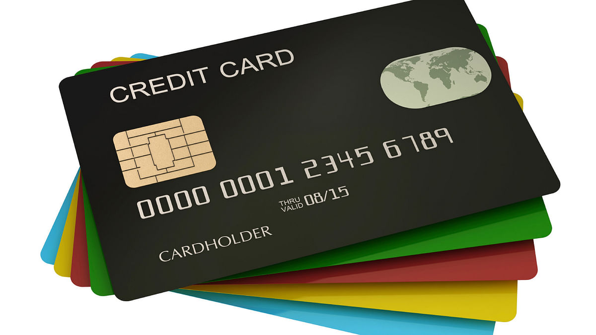 Representative image of credit cards.