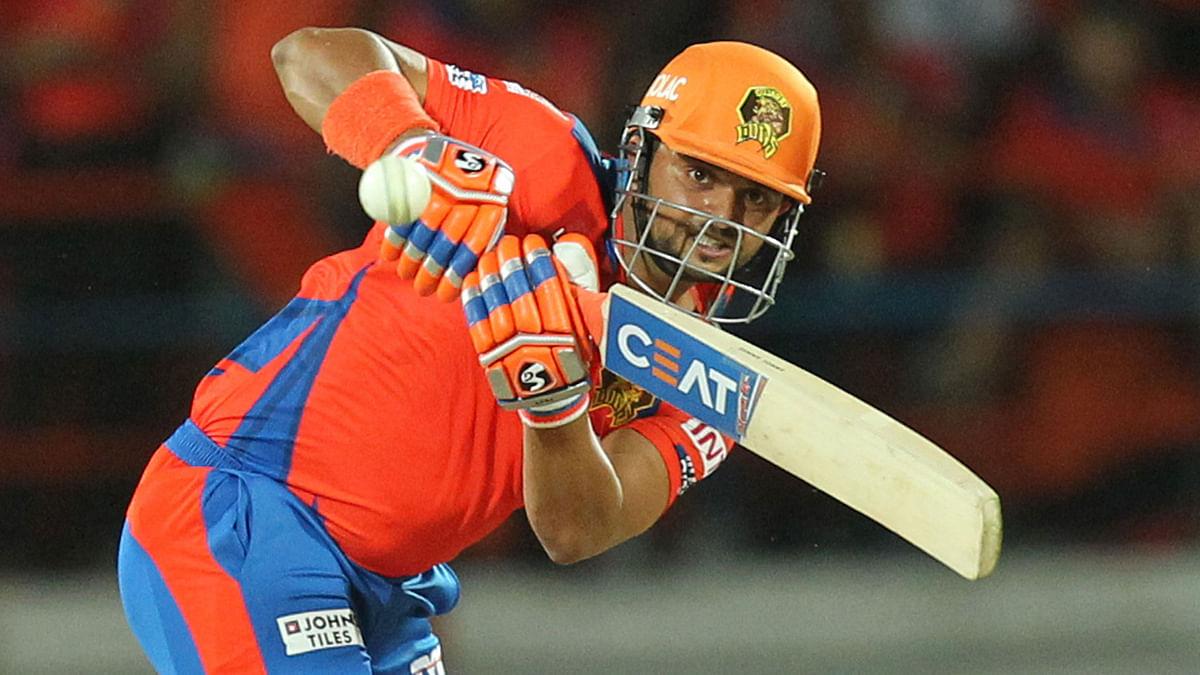 Suresh Raina. (Photo: BCCI)
