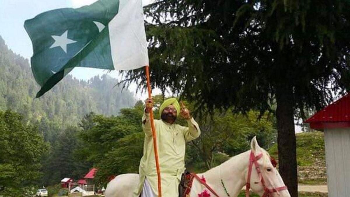 "File photo of Sardar Soran Singh of Pakistan. (Photo Courtesy: <a href=""https://twitter.com/PTIofficial/status/723542840345767937/photo/1"">Twitter.com/@PTIofficial</a>)"