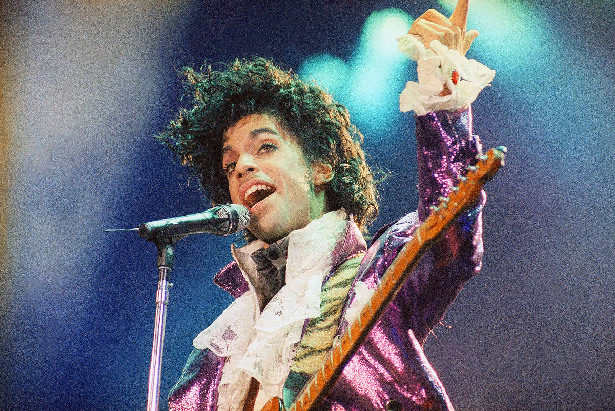 Prince has been and always will be an influential artist. (Photo: AP)