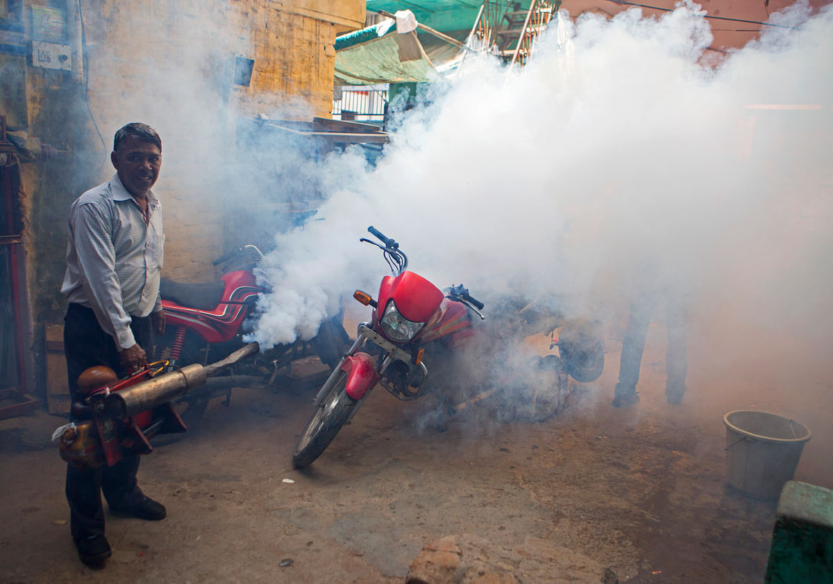 Malaria is a public health problem in several parts of the country. Ninety-five percent of India's population resides in malaria-endemic areas (Photo: iStock)