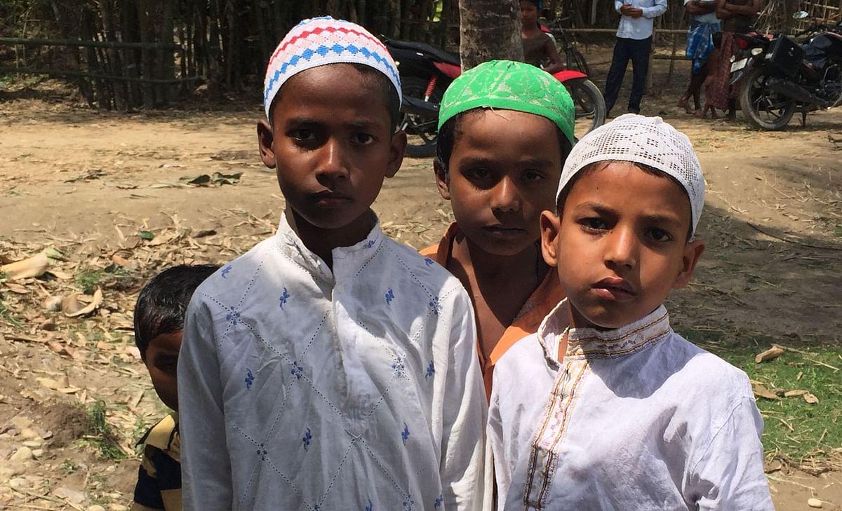 Muslims constitute almost 34 percent of Assam's population (Photo: Tridip K Mandal/ <b>The Quint</b>)