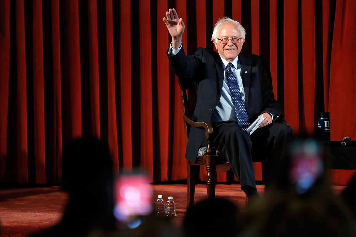 Sanders continues to trail Clinton in the pledged delegates. (Photo: AP)