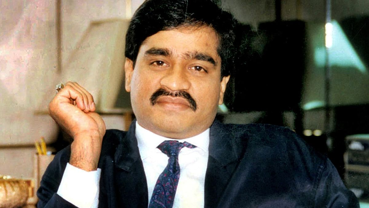 Dawood Ibrahim in an undated photo in an unknown location. (Photo: AP)