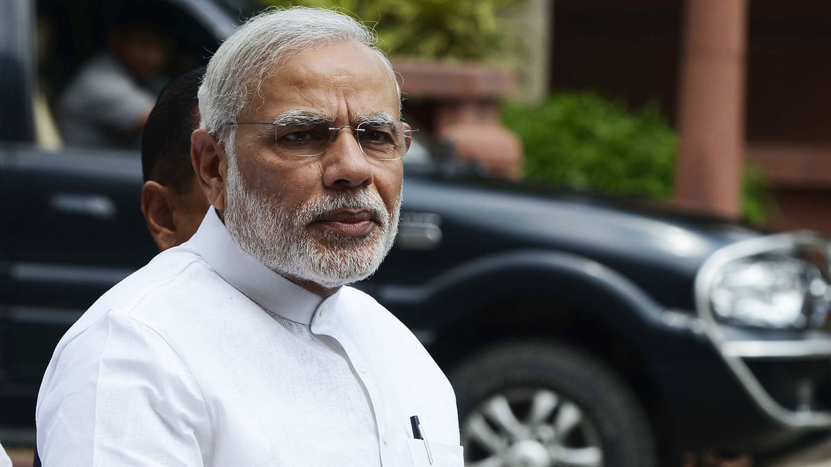 Prime Minister Narendra Modi. (Photo: IANS)