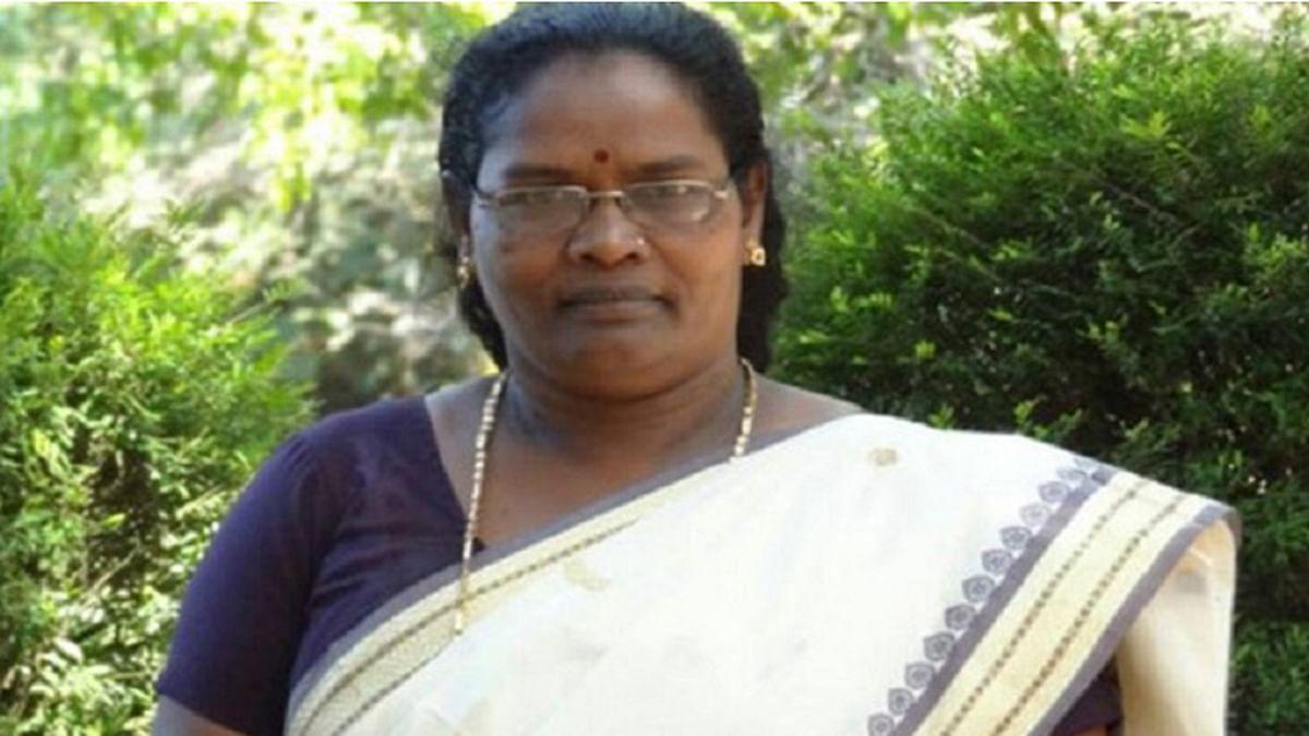 Prominent Adivasi leader CK Janu. (Photo Courtesy: <i>The News Minute</i>)