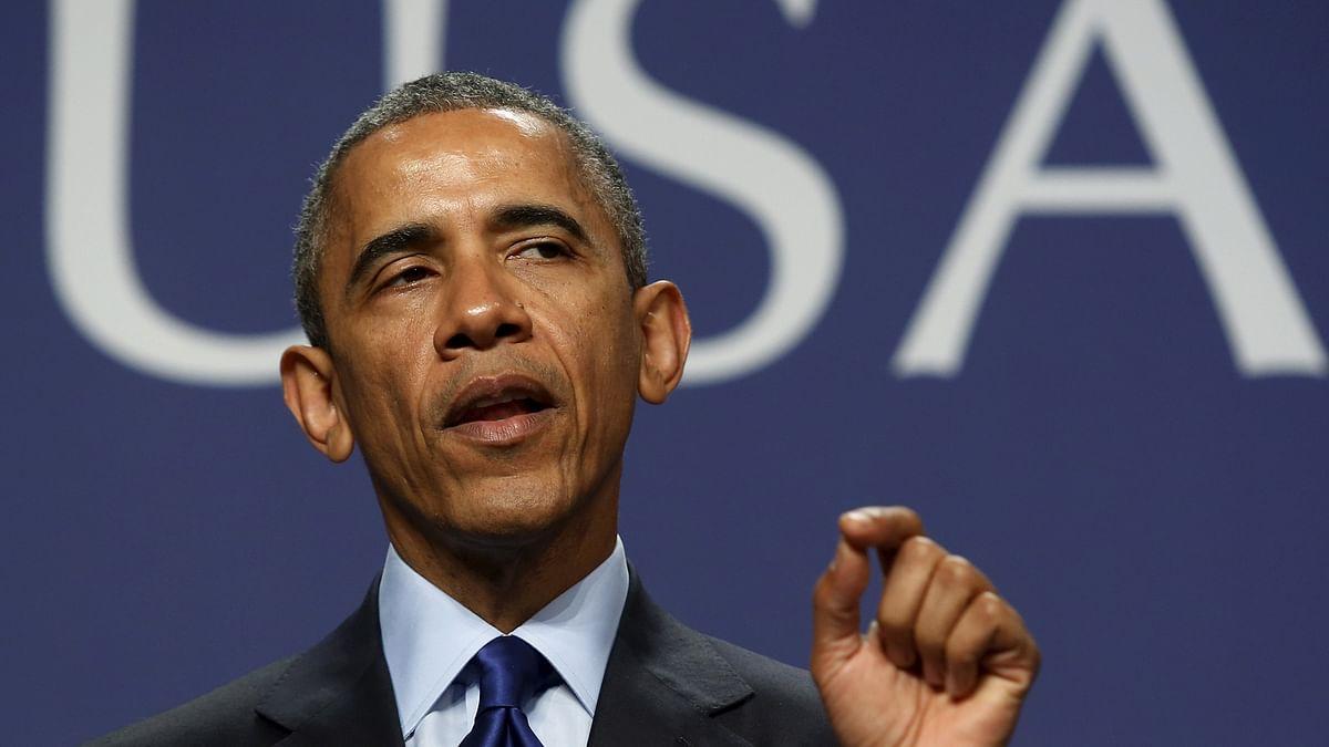 File photo of US President Barack Obama.(Photo: Reuters)