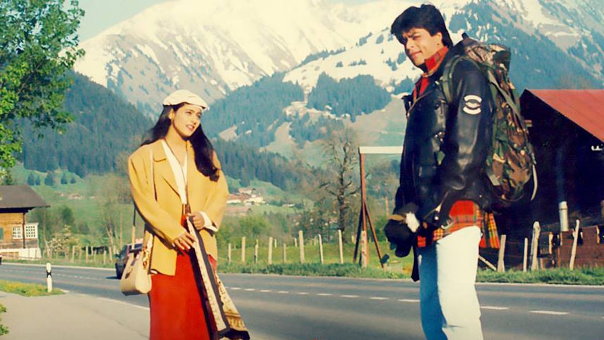 Switzerland has romanticised and popularised to a whole other level by Yash Raj and Shah Rukh Khan. (Photo Courtesy: YouTube screenshot)