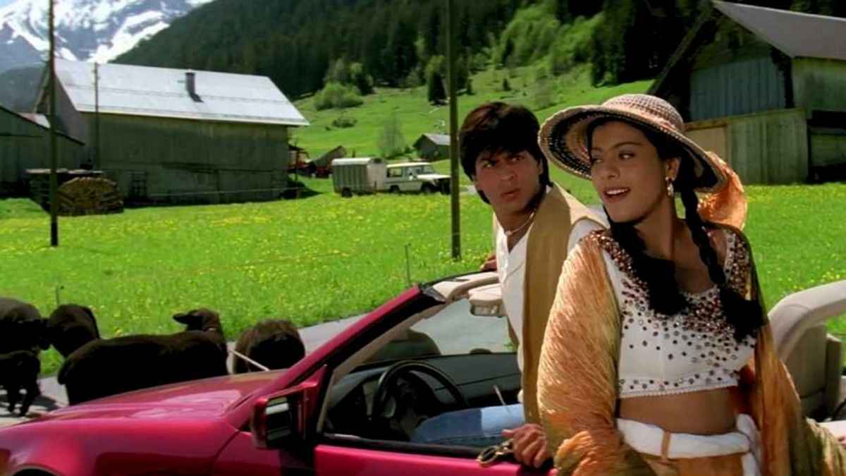 Even the Swiss Tourism board acknowledges that Yash Chopra has single-handedly done more to promote Switzerland than they have managed. (Photo Courtesy: YouTube screenshot)