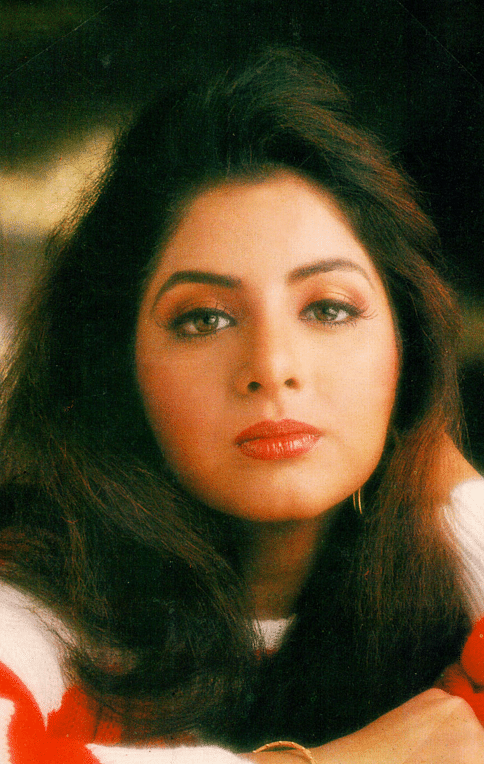 Divya was popular also because she looked similar to Sridevi