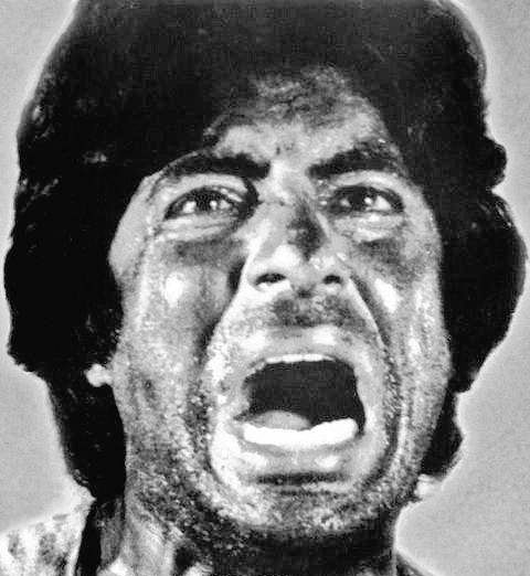"Poster of the movie <i>Kaala Patthar</i>. <a href=""https://twitter.com/Dipal_BigB_Craz""></a>"