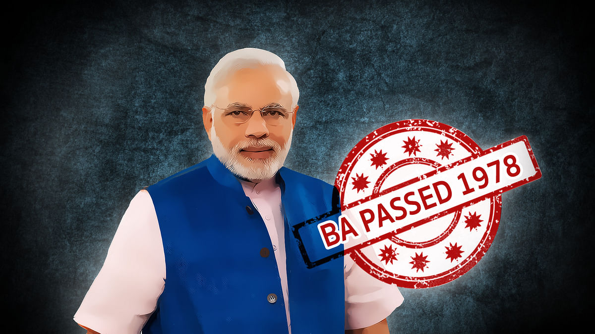 Prime Minister Narendra Modi (Photo: The Quint)