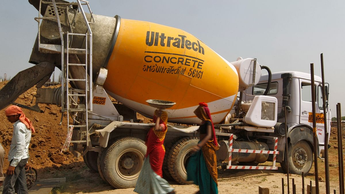 Post this deal, the capacity of Ultratech will rise to 91.1 MTPA.(Photo: Reuters)