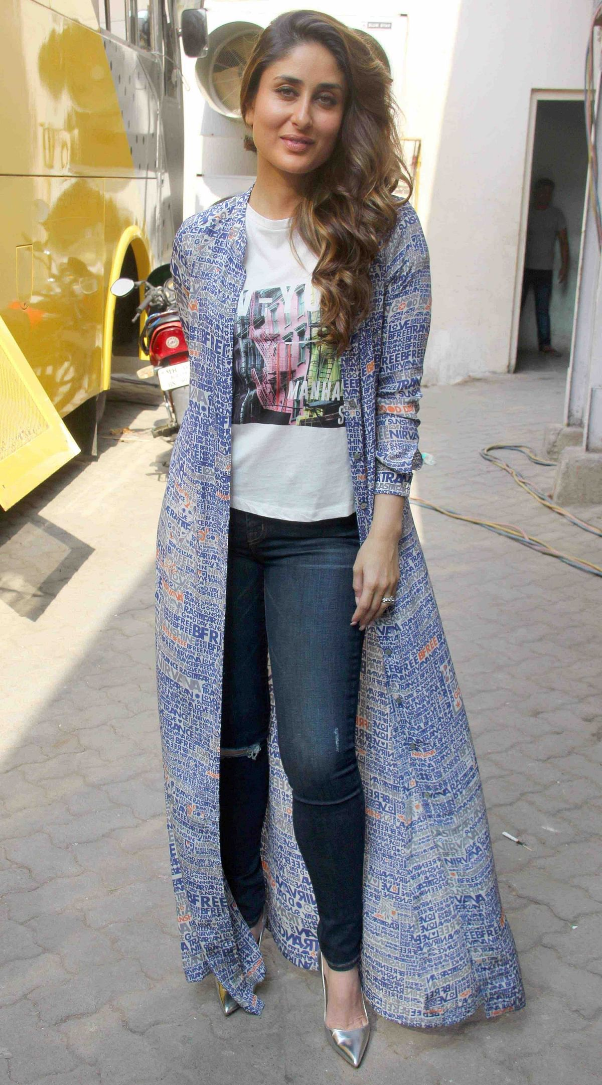 Kareena Kapoor is just a jeans and T-shirt girl (Photo: Yogen Shah)