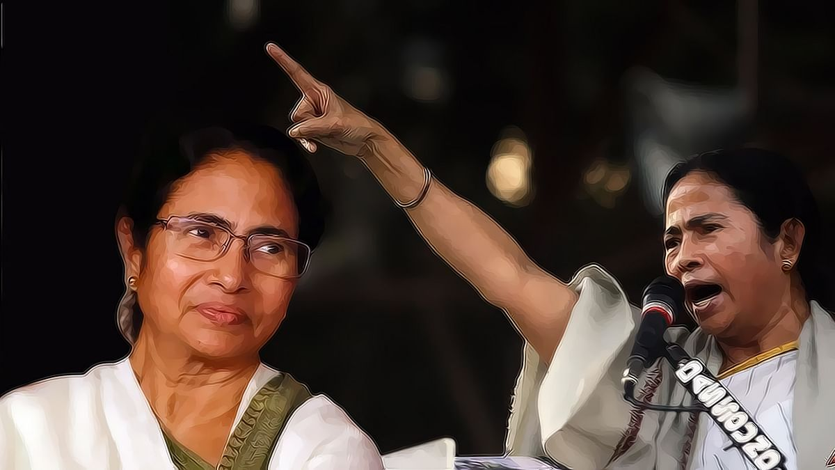 West Bengal Chief Minister Mamata Banerjee. (Photo: <b>The Quint</b>)