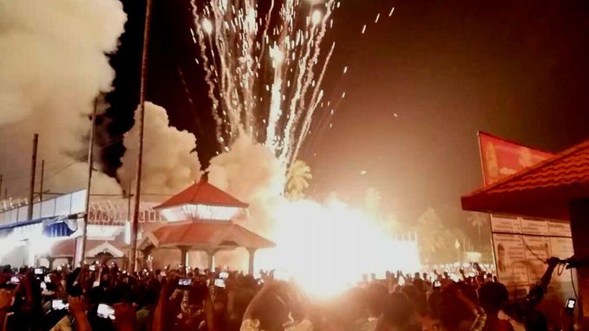 The Kollam fire tragedy killed 112 people. (Photo Courtesy: <i>The News Minute</i>)