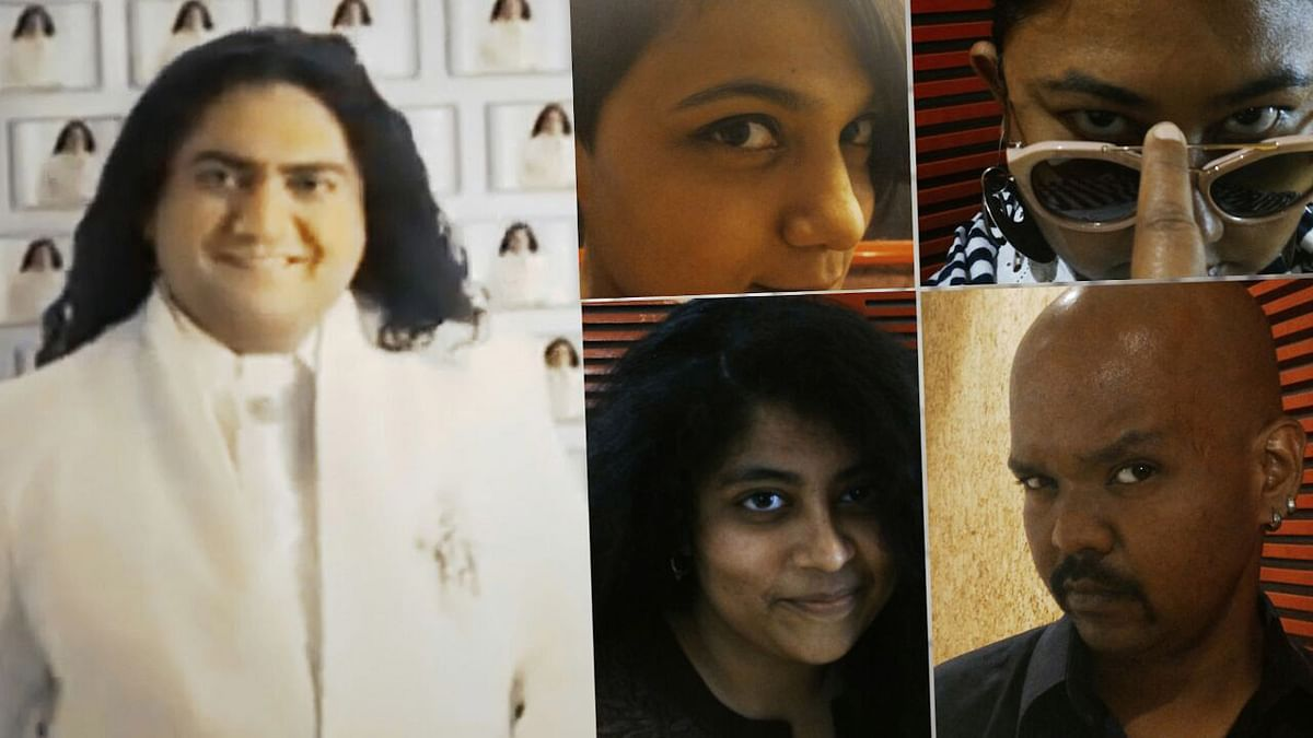 Taher Shah's new video 'Angel' is taking the internet by storm. (Photo altered by <b>The Quint</b>)
