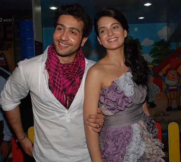 Adhyayan Suman accuses Kangana Ranaut of playing mind games and humiliatin ghim in public  (Photo: Twitter)