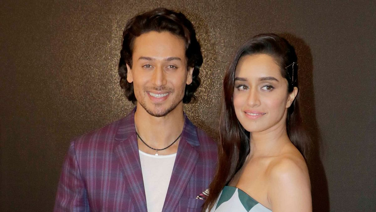 Tiger Shroff and Shraddha Kapoor's Baaghi was received well during the weekend. (Photo: Yogen Shah)