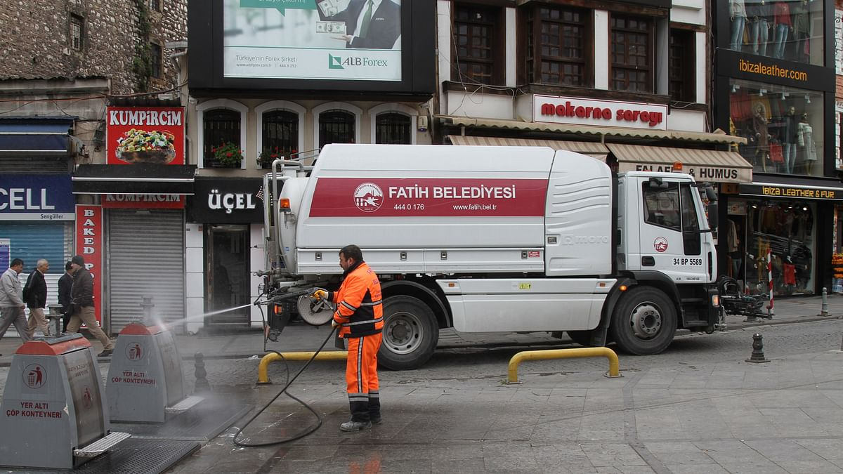 Istanbul is very clean. (Photo: Vivian Fernandes/ <b>The Quint</b>)