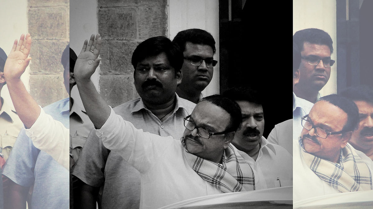 Chhagan Bhujbal, former Deputy Chief Minister of Maharashtra. (Photo: PTI)