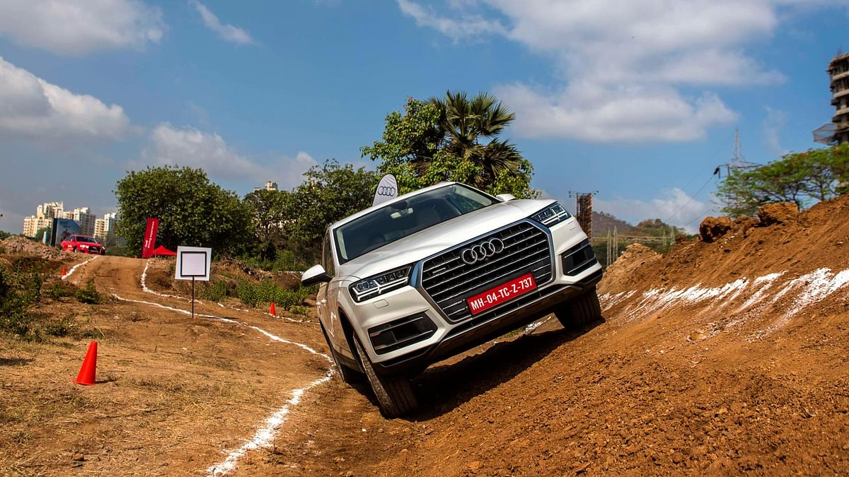 Audi is well-known for its Quattro technology. (Photo Courtesy: Audi)
