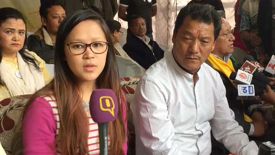 Darjeeling Simmers: Bimal Gurung Explains The Gorkhaland Demand