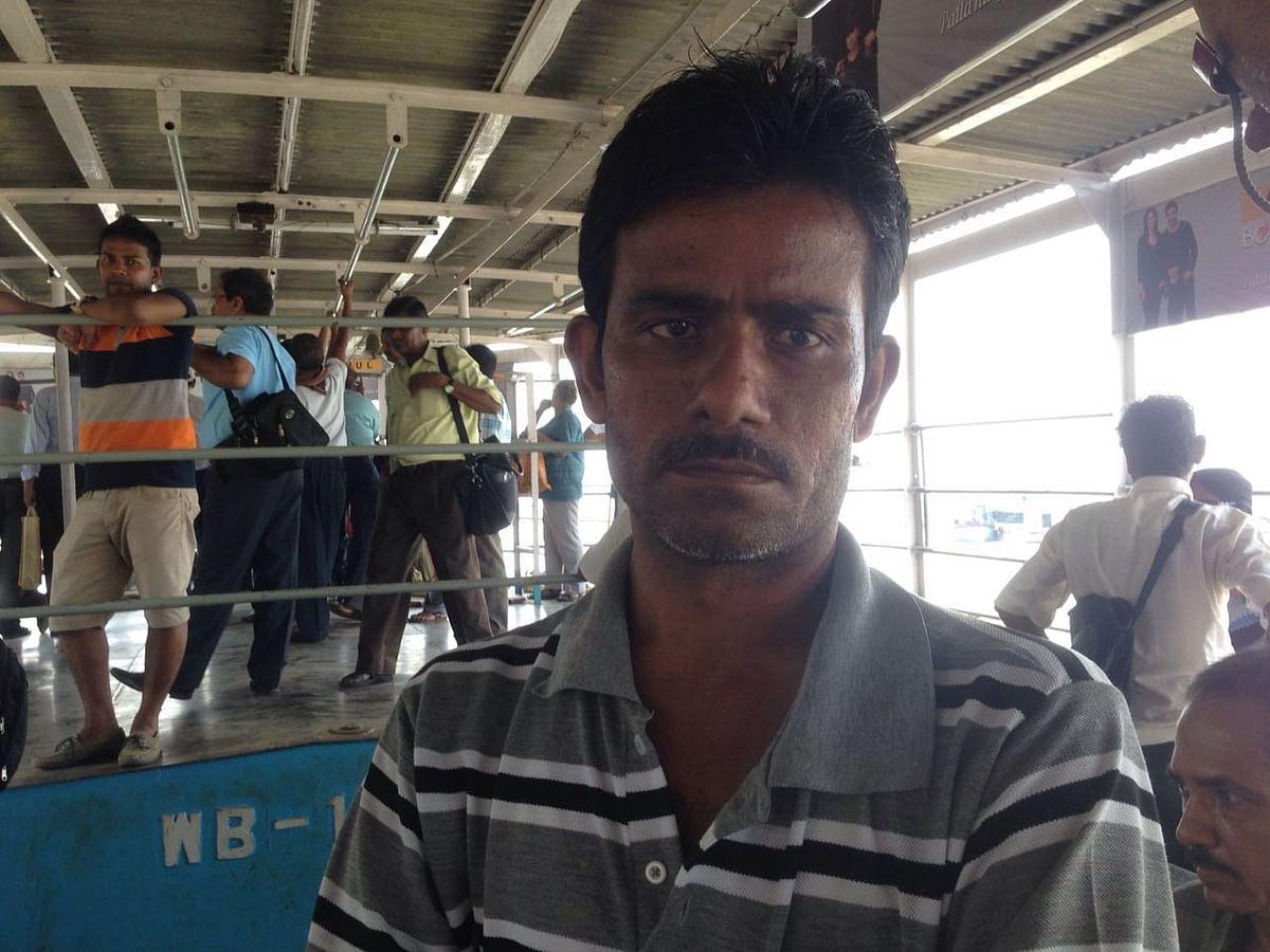 Rajat Mishra. (Photo: <b>The Quint</b>)
